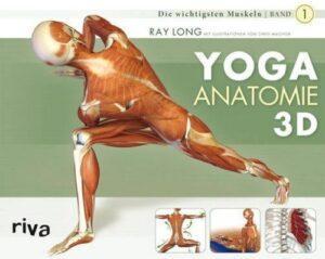 3d Yoga-Anatomie Buch