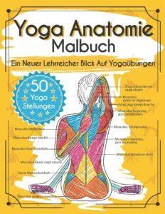 Yoga-Anatomie Malbuch